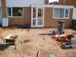 Doing The Groundworks